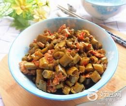 肉沫酸豇豆