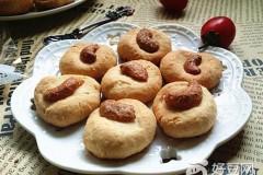 腰果椰丝小酥饼