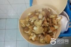 胡椒粉菜花炒猪肉