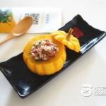 红梗米金瓜盅