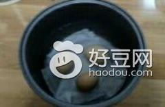无水煮鸡蛋