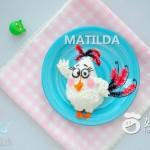 憤怒的小鳥大白鳥瑪蒂