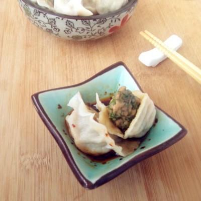 猪肉茴香馅水饺