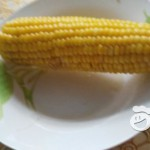 微波炉玉米棒
