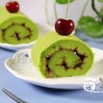菠菜蛋糕卷