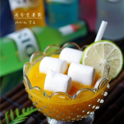 酒香芒果露