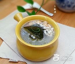 冬瓜薏米扁豆汤