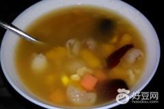 桂圆红枣南瓜粥