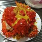 帝王咖喱蟹