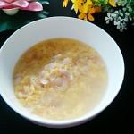 百合蛋花汤