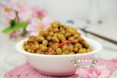 青豆怎么做好吃-茄汁焗青豆