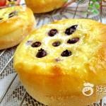 蓝莓奶酪面包