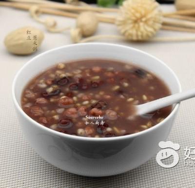 紅豆薏米的功效