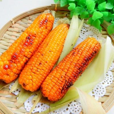 椒盐烤玉米