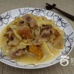 土猪肉烧肉炆夏笋
