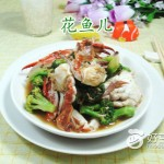 西蘭花炒螃蟹