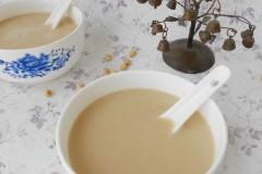 银耳山楂豆浆