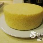 制作简单蛋糕