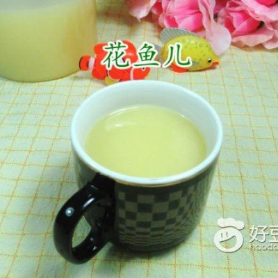 苹果玉米汁