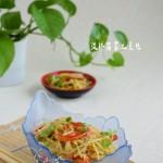 温拌芫荽土豆丝