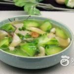 丝瓜怎么做好吃--丝瓜鱼片汤