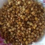 香炒玉米粒