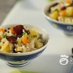 臘肉土豆燜飯