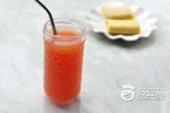 西柚胡萝卜汁