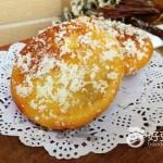 雪花红豆番薯饼