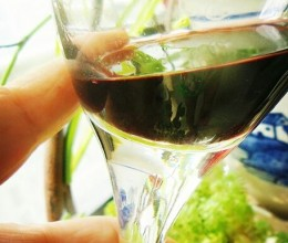 真正的红酒