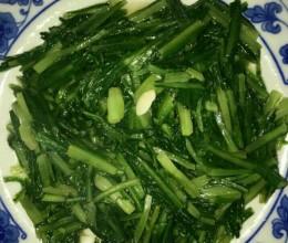 素炒油麦菜