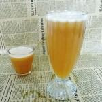 原汁原味的苹果汁