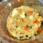 杏鲍菇炒米饭