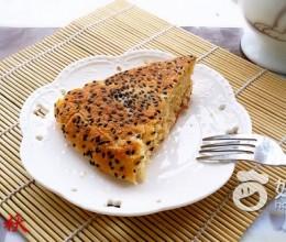 炸葱油烙饼