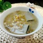 冬瓜绿豆汤