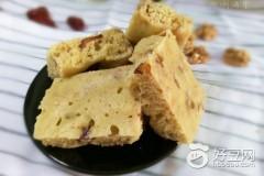 核桃的吃法-核桃枣糕