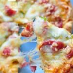 芝心香肠披萨