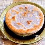 花生渣子葱花饼