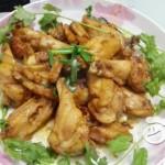 酱香煎鸡翅