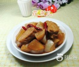 小素鸡烧萝卜