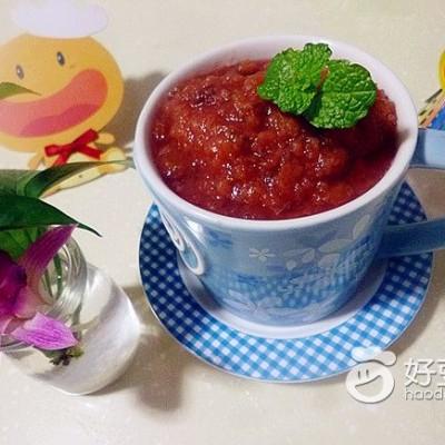 自制红果酱