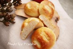 盐黄油面包