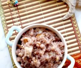 菱角红豆薏苡糯米饭
