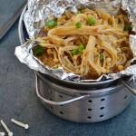 蒜香焗烤金针菇