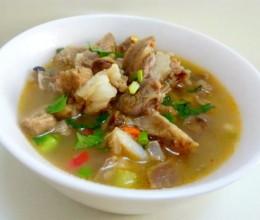 风味羊肉汤