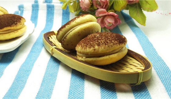 提拉米苏小饼干