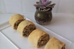 黄豆糯米粉卷糕