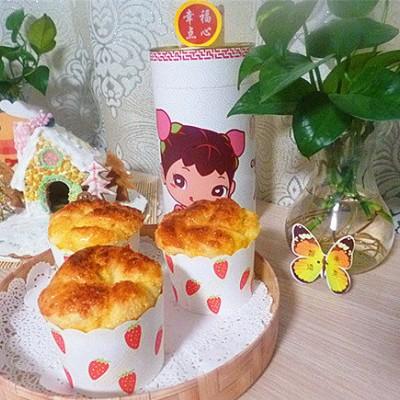 椰蓉杯子面包