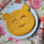 奶酪表情熊