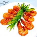 番茄㸆大虾